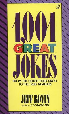 1,001 Great Jokes By Rovin, Jeff