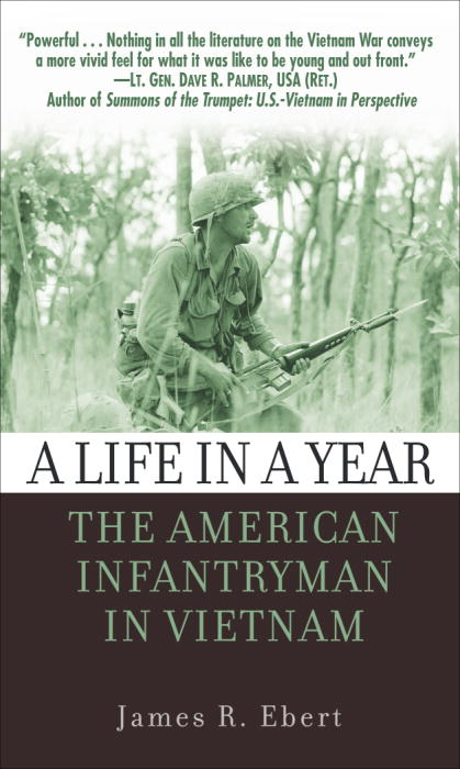 A Life in a Year By Ebert, James R.