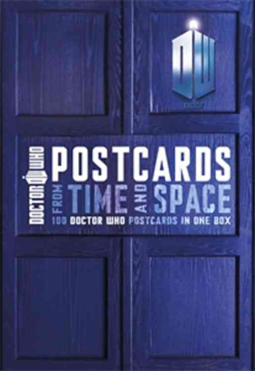 Doctor Who: Postcards from Time and Space